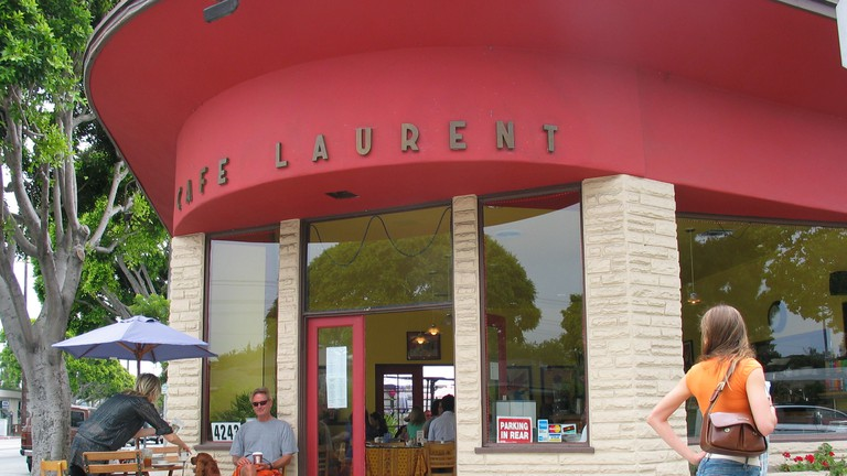 Cafe Laurent