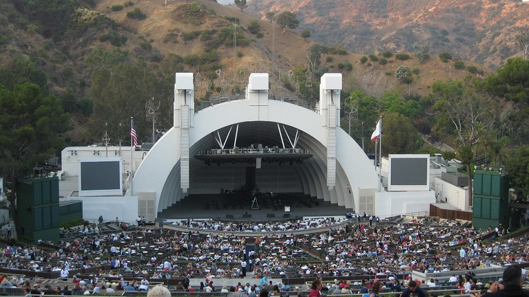 Hollywood Bowl © Ian D. Keating / Flickr