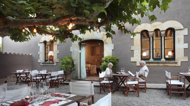Hostal Sa Rascassa's restaurant