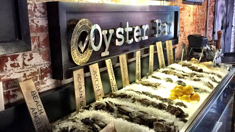 Oyster Bar at Pure Spirits Oyster Bar & Grill