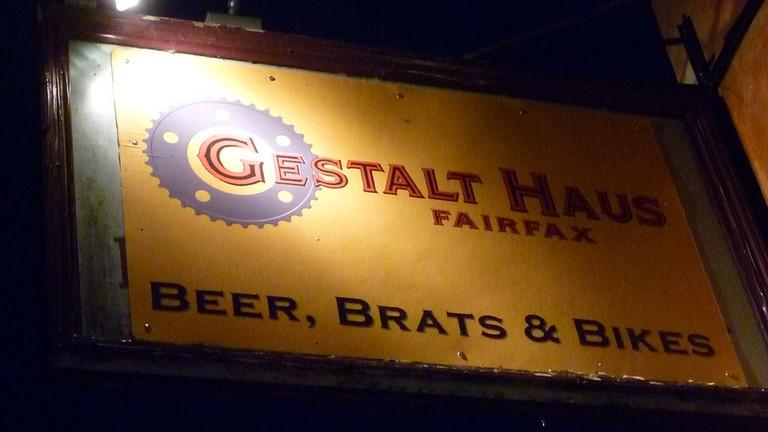 Gestalt Haus, Fairfax, CA
