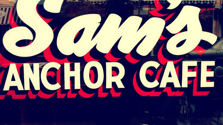 Sam's Anchor Cafe