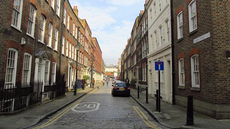 Elder Street | David Holt/Flickr