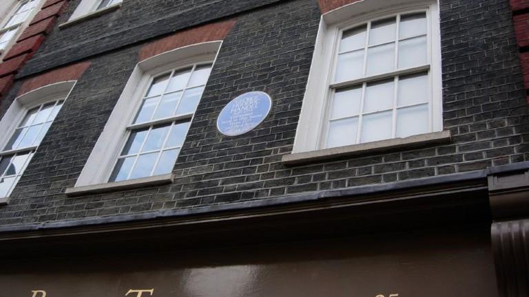 Handel & Hendrix at 25 Brook Street