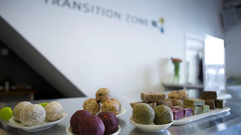 Transition Zone cafe
