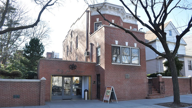 Louis Armstrong House, now a museum, 34-56 107 St., Corona, Queens, NY