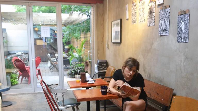 Jimmy's Coffee, Baldwin Street