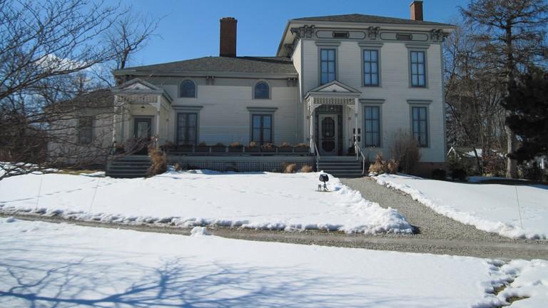 Noble Seymour Crippen House