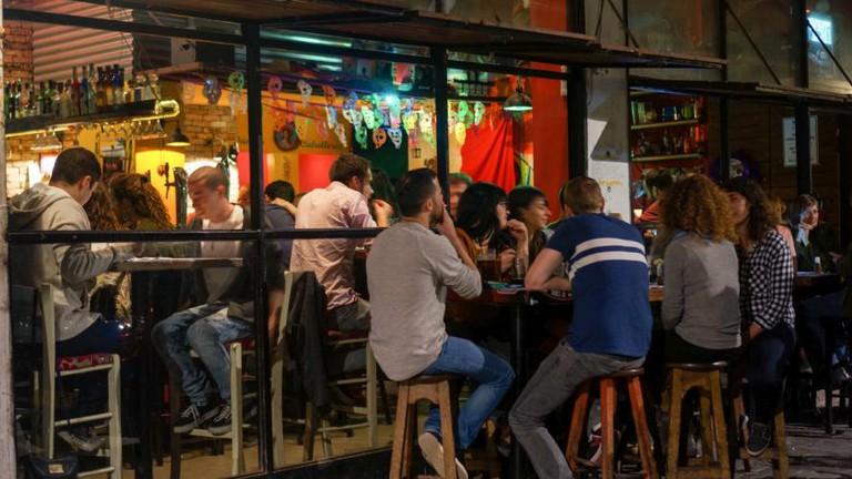Mezcal, תל-אביב