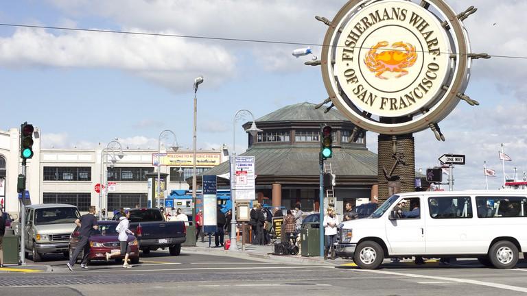 Fisherman's Wharf © Tim Marshall/Flickr
