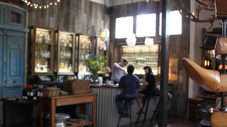 The Studio Bar at Barndiva