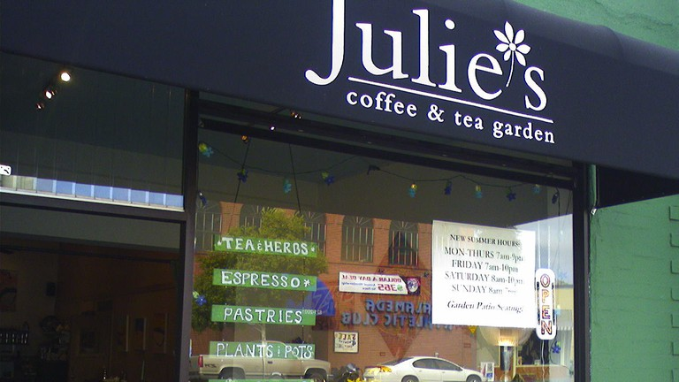 Julie's Coffee and Tea Garden
