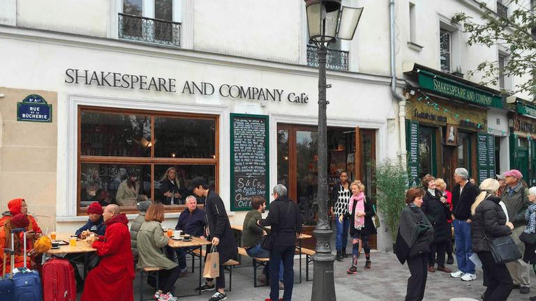 Shakespeare and Company, Paris