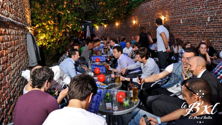 Le Bar d'Ixelles
