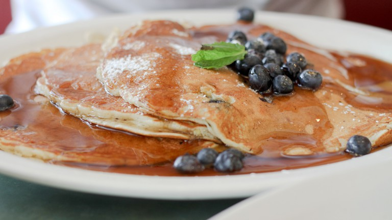 blueberry lemon pancakes  © haiderzs/flickr