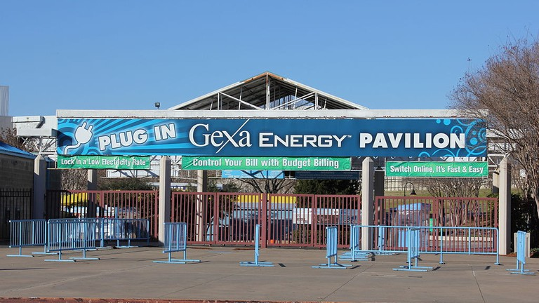 Gexa Energy Pavilion