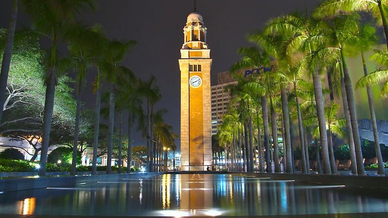 Clock Tower, Star Ferry Pier, Tsim Sha Tsui