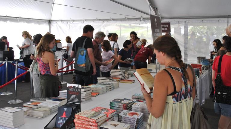Texas Book Festival | © Barbara Brannon/Flickr
