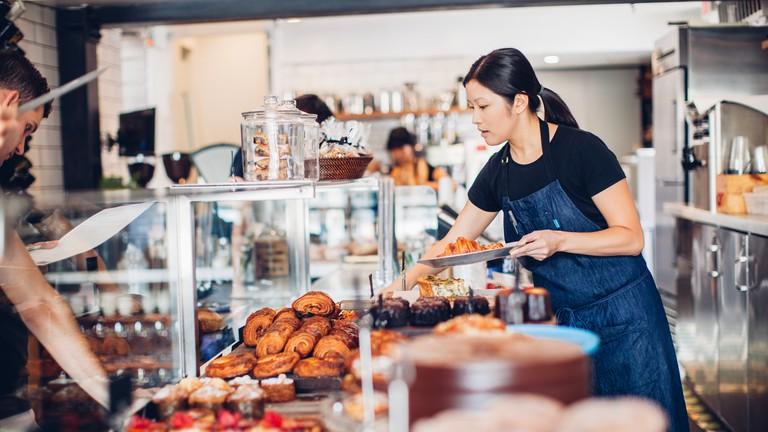 Pastries at Republique