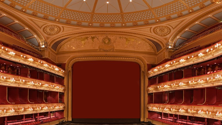 Royal Opera House Auditorium, London