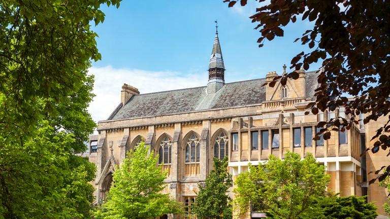 Balliol College of Oxford University