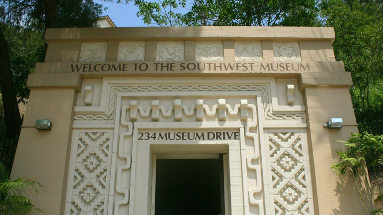 Southwest Museum of the American Indian, Los Angeles