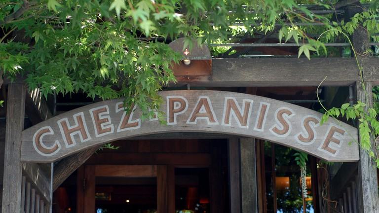Alice Waters' Chez Panisse