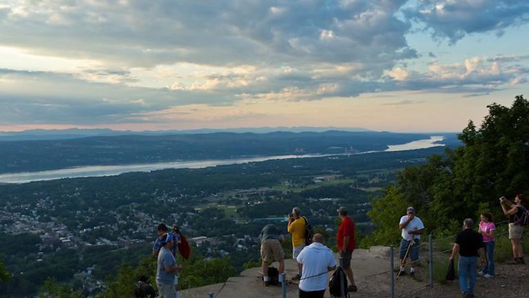 Mount Beacon Observation Deck