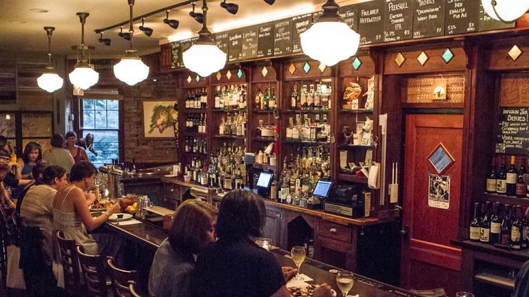 Dogwood bar