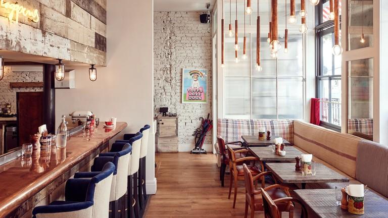 Cambridge Street Kitchen, London