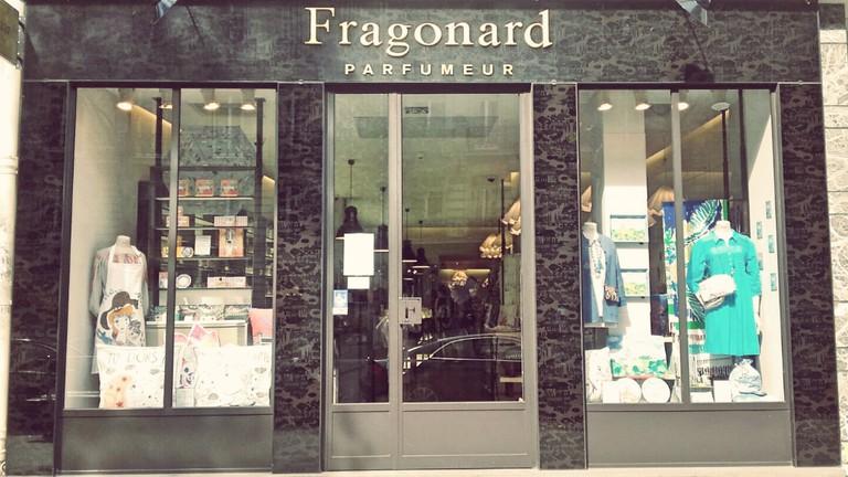 Fragonard store Saint-Germain