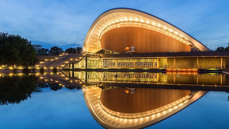 Haus der Kulturen der Welt   © Ansgar Koreng/WikiCommons