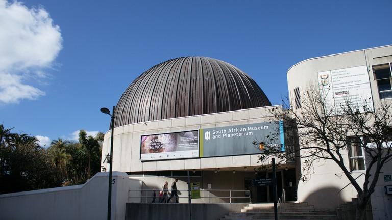 Cape Town Planetarium