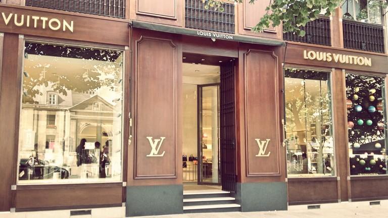Louis Vuitton store Saint-Germain