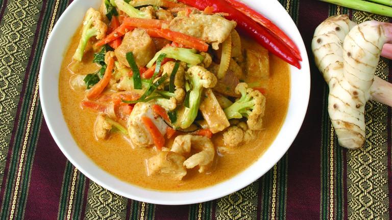 Panang Curry at May Kaidee