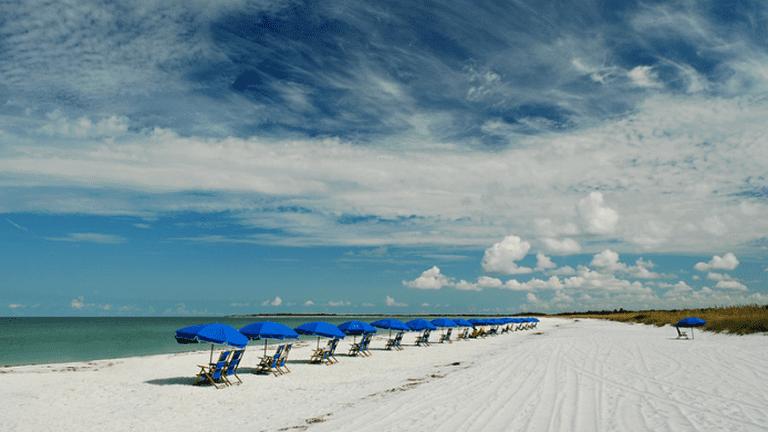 Caladesi Island State Park, Florida 2013   © rcgtrrz/Flickr