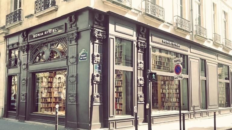 Sonia Rykiel store Saint-Germain