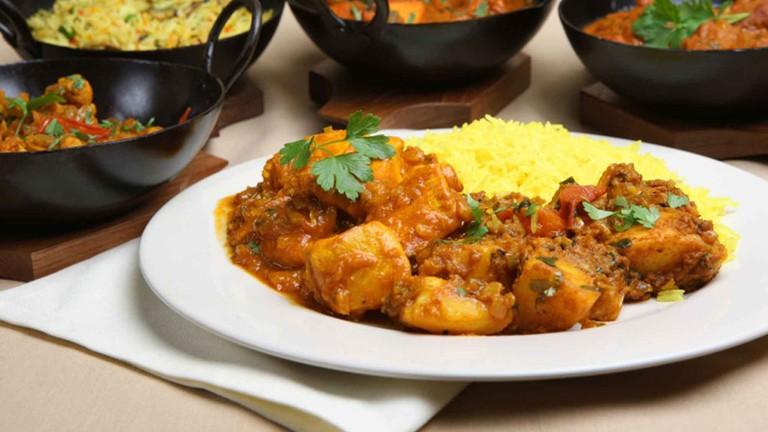 Indian Cuisine at Bawarchi Indian Restaurant