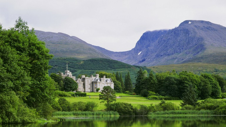 Inverlochy Castle | Courtesy Of Inverlochy Castle Management International