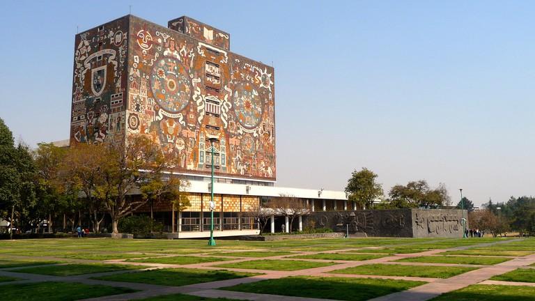 Biblioteca Central, UNAM