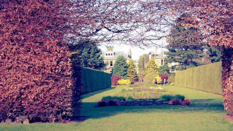 The Royal Botanic Gardens