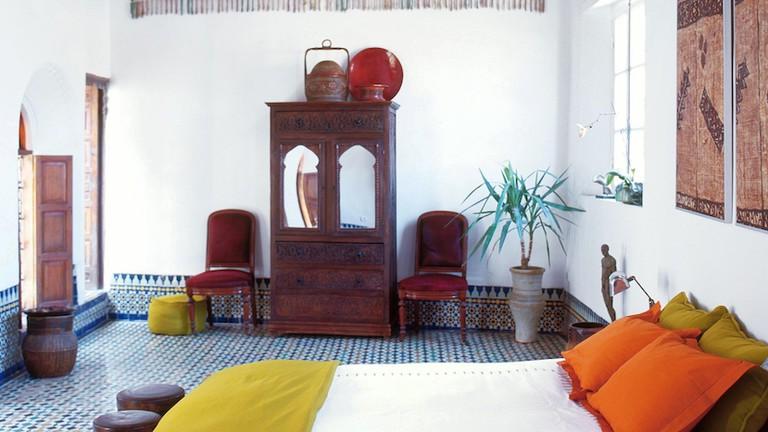 Bedroom at Riad 9