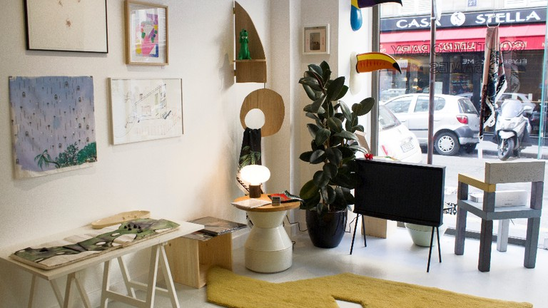 The Contemporary Games pop-up Christmas store