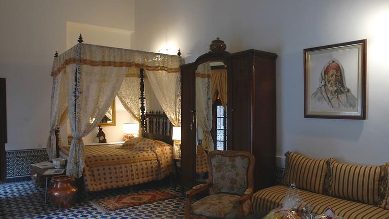 Suite at Maison Bleue