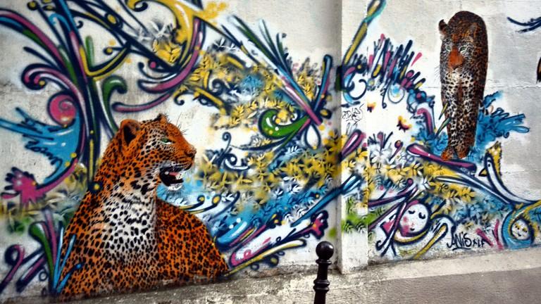 Rue Laurence Savart in June 2016 │© JeanneMenjoulet&Cie
