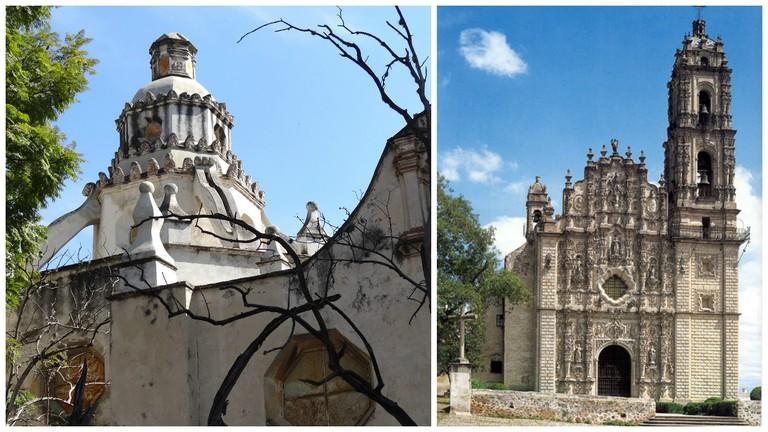 Templo de San Francisco Javier, Tepotzotlán