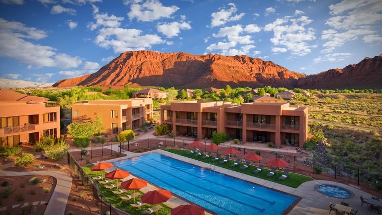 Red Mountain Spa villas