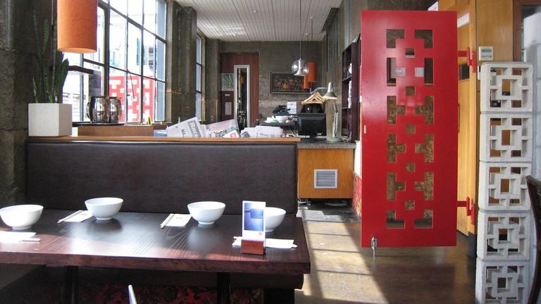 Chow Asian Fusion Restaurant, Wellington