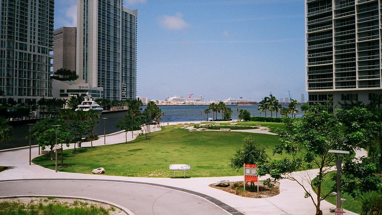 Miami Circle Park