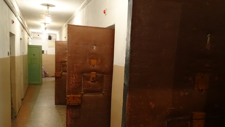 Cells in the KBG Museum